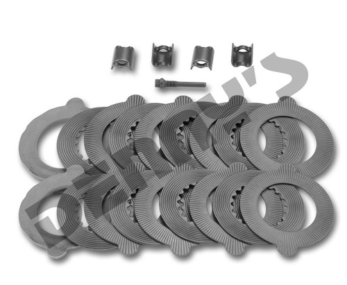 Dana Spicer 707165X TRAC LOK DANA 35 Positraction clutch plate kit for TRACK LOCK