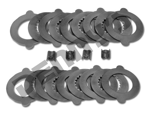 Dana Spicer 701046X TRAC LOK Positraction clutch plate kit Fits 1960 to 2012 Chrysler 8.25 inch for TRACK LOCK