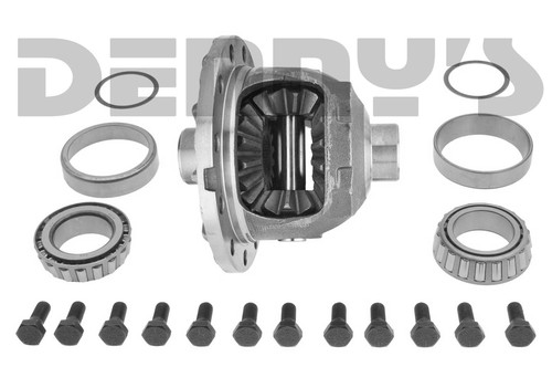Dana Spicer 707362X DANA 80 Open Diff Carrier Loaded Assembly fits 1.6 inch 37 spline axles fits 4.10 ratio and up - FREE SHIPPING
