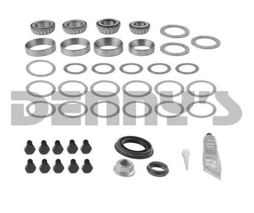 DANA SPICER 2017145 Differential Bearing Master Kit Fits 2001, 2002, 2003, 2004, 2005, 2006 Jeep Wrangler TJ with DANA 35 REAR Axle with ABS