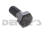 Dana Spicer 40638 RING GEAR BOLT 1/2-20 RH Grade 8 hex head fits Dana 60, 61, 70, 70U, 70HD front and rear ends