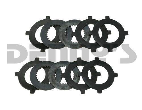 Dana Spicer 22233X POWR LOK DANA 44 Positraction clutch plate kit for POWER LOCK