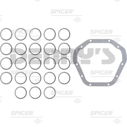 DANA SPICER 708012 Differential Carrier SHIM KIT for Dana 60, 61