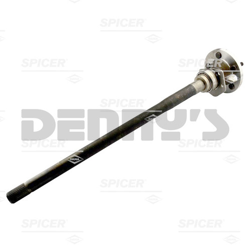 Dana Spicer 75786-1X REAR Axle Shaft fits Right Side DANA 44 Rear 1998 to 2002 Jeep Wrangler TJ with Open Diff or Trac Lok - FREE SHIPPING