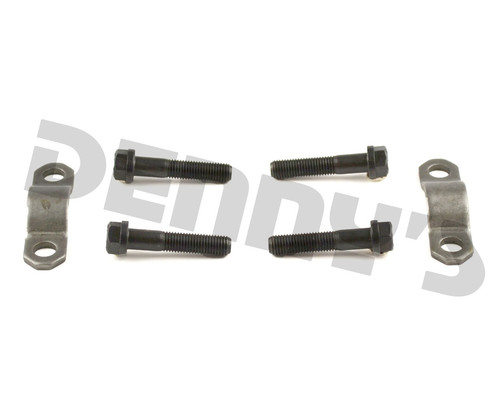Dana Spicer 2-70-28X Strap & Bolt Set fits 1.062 bearing cap diameter 1.587 CL on 1310/1330 tab style pinion yoke