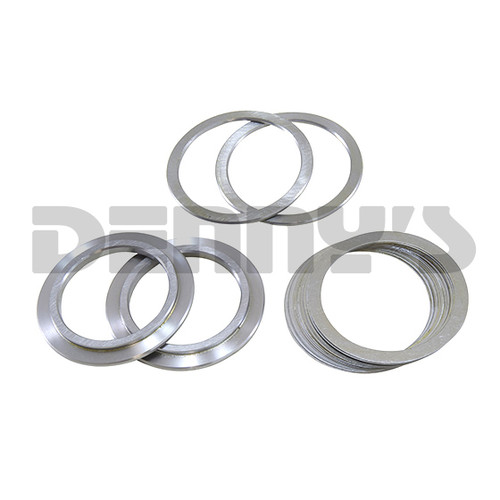 SS10 Super Carrier SHIM KIT for diff side bearings fits GM 8.2 inch 10 bolt rear