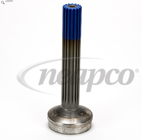 Neapco N2-40-2091 SPLINE fits 3.5 inch .083 wall tubing