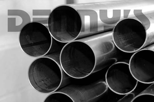 "DOM STEEL ROUND TUBE 2/"" X .095/""  X 90/"""