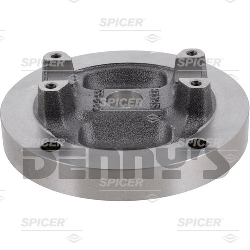 DANA SPICER 3-2-1659-1 Flange Yoke 1410 Series Strap and Bolt style