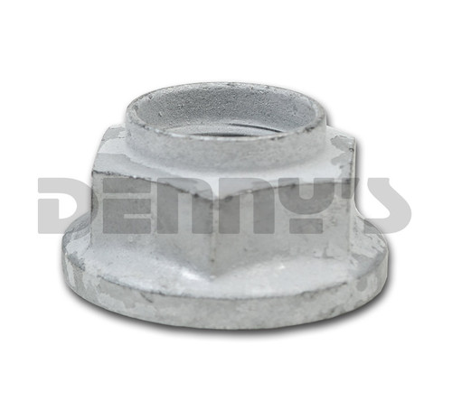 AAM 40037574 Pinion Nut fits GM 9.5 inch 12 bolt REAR 2014 and newer 1500 Series 6.2L V8 Pick up and Utility