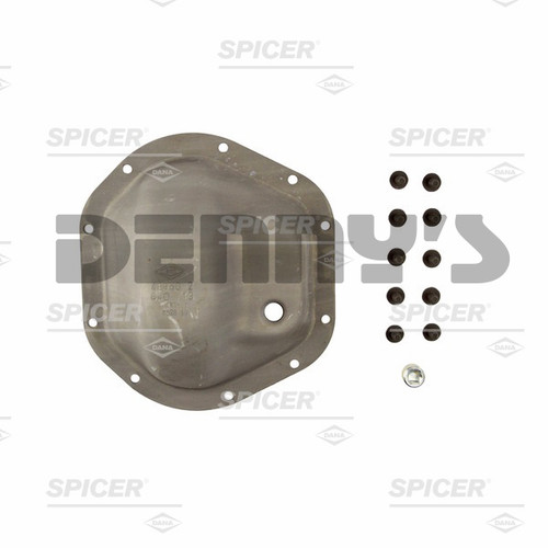 Dana Spicer 708175 Diff Cover fits Dana 44 FRONT Jeep JK 2007 to 2018