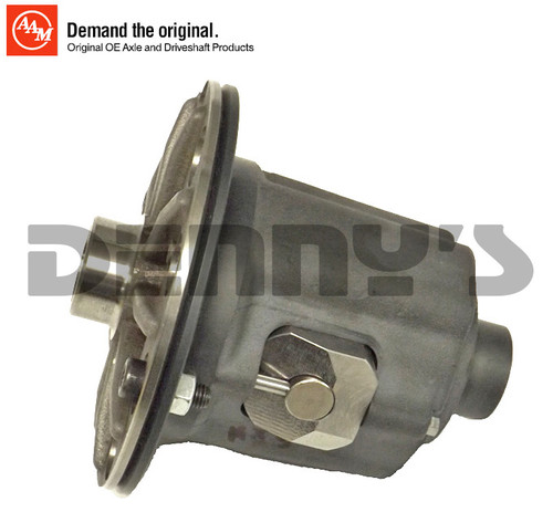 AAM 40135974 Tracrite GT Helical Gear Limited Slip Differential Case Assembly fits 8.6 inch 10 bolt REAR with 30 spline axles