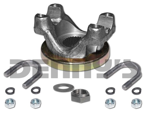 1012056 FORGED Pinion Yoke U-Bolt style 1310 Series fits Chevy 12 Bolt Car and Truck rear ends