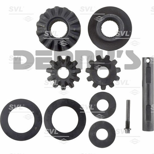Dana Spicer SVL 2023880 Spider Gear kit for GM 9.5 inch 14 bolt rear end differential fits 33 spline axles open diff only