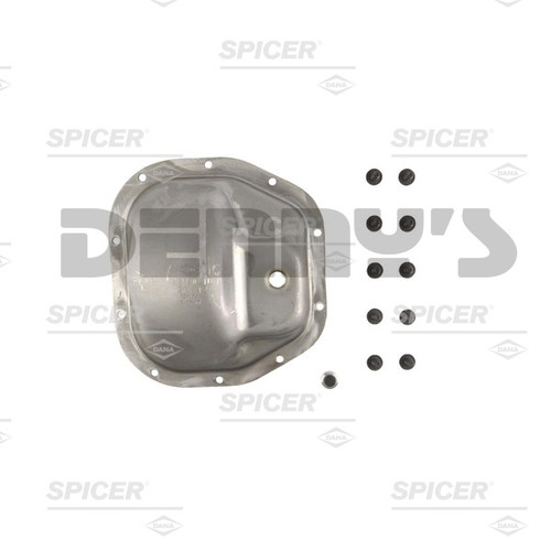Dana Spicer 2008673 Steel Differential COVER for Dana 44 Rear 2007 to 2010 Jeep XK, WK, SRT8