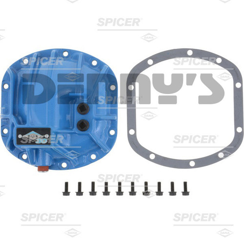 Dana Spicer 10048737 Nodular Iron diff cover for Dana 30
