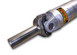 Lincoln Mk VIII 3.5 inch Aluminum Driveshaft...To replace stock driveshaft Mark 8