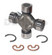 Dana Spicer 5-212X Greaseable Combination U-joint OUTSIDE Snap Rings 1330 series 3.625 x 1.062 to INSIDE CLIP 3R series 2.556 x 1.125