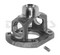 NEAPCO N3-83-024X Double Cardan CV Flange Yoke 1350 series fits FORD with 4.25 inch bolt circle and 2 inch pilot on transfer case flange