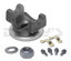 7290 Series Pinion Yoke fits 7.25 and 8.25 Dodge Rear ends with 27 splines