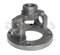 "NEAPCO N3R-83-482 GM 3R Series Double Cardan CV Flange Yoke fits 1978 to 1991 Chevy and GMC Truck  4x4 FRONT DRIVESHAFT CV with inside ""C"" clip u-joints"