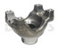 Dana Spicer 3-4-5761-1X Pinion Yoke 1350 series for CORVETTE Dana 36 with 26 spline pinion ...Strap & Bolt Style