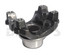 Dana Spicer 3-4-5731-1X Pinion Yoke 1350 series fits all Dana 60, 61, 70 with 29 spline pinion OEM Strap & Bolt Style