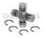 Mustang 1964-1966 FRONT Universal Joint with 2.344 inches between INSIDE clips