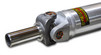 1330 Series 3.5 inch Aluminum Driveshaft 57 to 62 inch CL