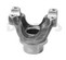 Dana Spicer 2-4-8091-1X Corvette Pinion Yoke fits ALL with DANA 36 from 1984 to 1996 1310 series with 26 splines OEM Strap & Bolt Style