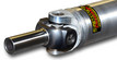 1350 Series 4 inch Aluminum Driveshaft with CHROMOLY SLIP YOKE up to 64 inch CL