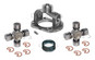 CV REBUILD KIT - Fits DODGE Ram 1500, 2500 Front Driveshaft 1994 to 2005 with 1.062 u-joint cap diameter