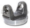 DANA SPICER 3-28-417 Weld Yoke 1350 Series to fit 4 inch .083 wall tubing
