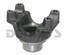 Corvette Dana 36 1310 series Pinion Yoke 26 spline U-Bolt Style