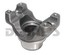 Dana Spicer 2-4-4291-1X Corvette Pinion Yoke fits ALL with DANA 44 from 1984 to 1996 1330 series with 29 splines OEM Strap & Bolt Style
