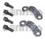Dana Spicer 2-70-18X Strap and Bolt set fits JEEP 1310 and 1330 Dana Spicer pinion yokes and transfer case yokes designed for 1.062 diameter u-joint bearing caps