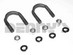 10 Pack U-Bolt Sets fits 1350/1410 series yokes $3.50 per set