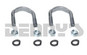 Dana Spicer 2-94-58X U-Bolt Set fits 1.125 bearing cap diameter 1.590 CL for FORD Big Cap 1310 or 1330 pinion yoke, transfer case yoke or transmission yoke