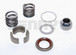 """NEAPCO 2-9302 CV Ball Socket Repair Kit for driveshafts with inside """"C"""" clip u-joints Fits 1973 and newer 3R Series Double Cardan CV driveshafts"""