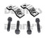 Strap & Bolt Set for GM 1350 Series OEM Pinion Yoke
