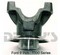 Ford 9 inch PINION YOKE 1330 Series for 1.062 Bearing cap 4 inches tall