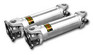 Denny's AL3.5-6379HS Rear Axle Aluminum Half Shaft 3.5 inch OD Tube for 1963-1979 Corvette C2, C3