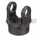 NEAPCO 10-4183 PTO End Yoke 1.25 inch Round Bore with .250 Key - 1000 Series