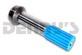 DANA SPICER 2-40-1701 SPLINE Fits 2.0 inch .120 wall tube 1.375 inch Diameter with 16 Splines