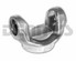 DANA SPICER 3-28-497 Weld Yoke 1480 Series to fit 3 inch .095 wall tubing