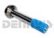 DANA SPICER 2-40-1851 SPLINE Fits 2.5 inch .083 wall tube  1.375 inch Diameter with 16 Splines