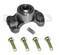 DANA SPICER 211544X CV Centering Yoke with grade 8 bolts 1310 series fits Jeep ALL Models Except Rubicon 1994 and newer NON GREASABLE
