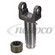 NEAPCO N3R-3-9170KX Driveshaft Slip Yoke GM 3R series 16 spline 7.375 inches