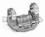 AAM 40019801 SERRATED FLANGE YOKE 1344/3R Series fits 2.556 x 1.125 inside clip u-joint on Front Diff end of Front CV Driveshaft 2003 to 2009 DODGE Ram 2500