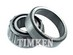 TIMKEN Bearings SET 2 - Includes LM11949 CONE LM11910 CUP